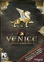 Rise of Venice Gold - New - City Ancient Simulator for PC