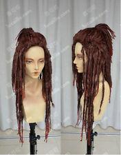 NEW DRAMAtical Murder / Minke /Black Dreadlocks / Cos Wig Cosplay Party Hair Wig