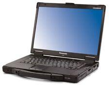 """15,4"""" Panasonic Toughbook CF-52 MK3 i5 520M @ 2,4GHz 4GB DVD±RW ohne HDD BIOS PW"""
