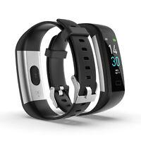 Intelligent Smart Watches Heart Rate Watch Sports Wristband  Blood Pressure Moni