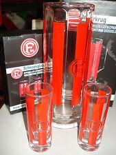 2-teiliges Glasset Fortuna Düsseldorf Fussball Fanartikel