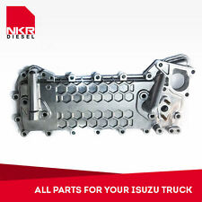 Oil Cooler Cover For ISUZU NPR NPR-HD NQR  4HK1 5.2L 5 - 10