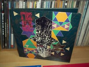 SIOUXSIE & THE BANSHEES Nocturne UK 83 POLYDOR original 2xLP with INNERS+INSERT