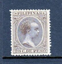 Philippines #177 25c Violet Brown Baby (Mint LIGHTLY HINGED) cv$9.50