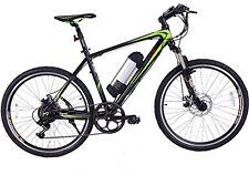 "Greenedge CS2 Mens 19"" Alloy 26"" Wheel 250W 36v Electric MTB Mountain Bike"