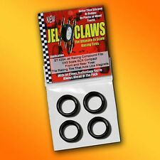 1/43 Scale SCX Slot Car Tires Jelclaws 4pk fits SCX Compact