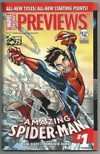 Marvel Now! Previews Issue #19 February For April 2014 Comics Magazine Book