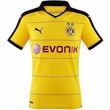 Borussia Dortmund 2014-15 Home *PULISIC #22* Jersey (Medium) *BRAND NEW W/TAGS*