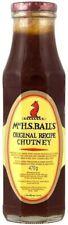 Mrs Ball's Original Recipe Chutney (470g) - Pack of 6