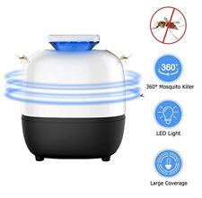 Anti-Moustique Lampe Tueur De Moustiques Electrique Anti Insectes Livraison 48 H