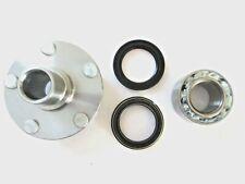 1 Front Wheel Hub & 1 Front Bearing Set For NISSAN MAXIMA 95-99/ INFINITI I30