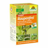 NEUDORFF - Raupenfrei XenTari 25g Buchsbaumzünsler Raupen Schädlinge Obst Wein