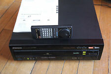 Pioneer CLD D925 PAL/NTSC Laserdisc Player Remote Control  LD CDV CD AutoRevers