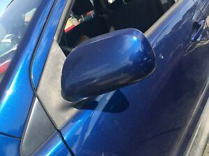 2004 2005 Scion XA Left Driver Side Used Power Door Mirror 8P4 Indigo Ink Pearl