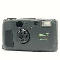 Kyocera Slim T Yashica T4 Point & Shoot Camera 35mm From JAPAN (KC)