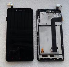 Display Full LCD Komplett Einheit Touch mit Rahmen Flex Xiaomi Redmi Note 2