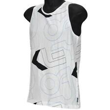 Oakley BENDER Tank Size M Medium White Mens Boys Cotton Summer Singlet