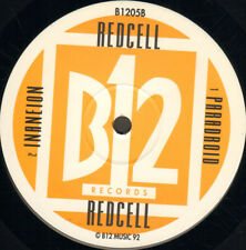 REDCELL - Redcell - B12 - 1992 Uk