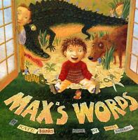 Max's Words by Banks, Kate