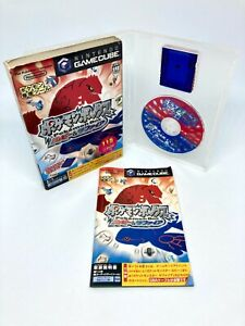 Nintendo Gamecube - Pokemon Box: Ruby And Sapphire Japan Full Memory Card