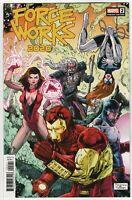 2020 Force Works #2 Tenney Variant (Marvel) NM