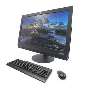 """Lenovo M810z 21.5"""" AIO 4-Core i5-7500 3.40GHz 16GB Ram 1TB SSD Win10 WIFI Webcam"""