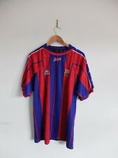 Vintage Barcelona Casa 1997 – 1998 Shirt jersey Kappa | XL | Blu Rosso