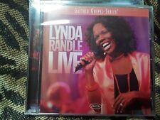 ⭐RANDLE LYNDA LIVE  (CD) SEALED NEW RARE IN UK⭐