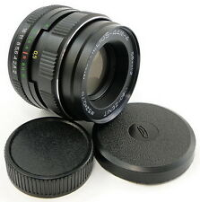 !NEW! MC (Multi Coated) HELIOS 44m-4 58mm f/2 Russian Lens M42 Screw Mount 44-2