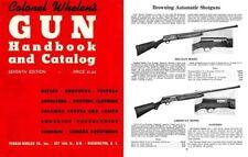 Parker-Whelen 1949 Gun and Accessory Catalog (Wash, DC)