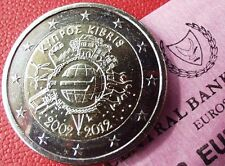 CHIPRE 2 E. 2012 TYE - 10 AÑOS DEL EURO