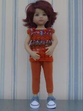 Vêtements chaussures pour poupée Little Darling Outfit for Doll Little Darling