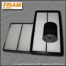 SERVICE KIT for MAZDA 6 2.0 16V FRAM OIL AIR CABIN FILTERS (2007-2012)