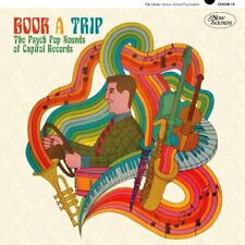 Book A Trip: The Psych Pop Sounds Of Capitol Records [CD]