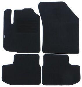 passend für Suzuki Splash Fußmatten Fußmatten Baujahr 2008 - 2014 oskb