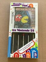 Namco Museum DS (Nintendo DS) A Bundle Of Fun BRAND NEW SEALED!!
