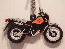 NEW YAMAHA TW125 TW 125 KEYRING RUBBER LIMITED STOCK