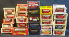 Collection of Buses, Lledo, Oxford Diecast, Oxford Roadshow, 25 Buses Boxed