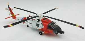 HH-60 USCG Rescue Helicopter 1:72 MRC Model Plastic Diecast Alternative 0925