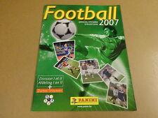 PANINI ALBUM / FOOTBALL 2007
