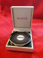 SOLOCUTE Friendship Bangle Rose Gold - Complete in presentation box