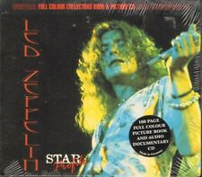 LED ZEPPELIN STAR PROFILE 100p picture & CD NEW SEALD