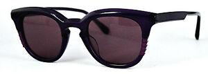 Will I Am Damen Sonnenbrille WA513S02 49mm Slick Rick violett # 414 (82)