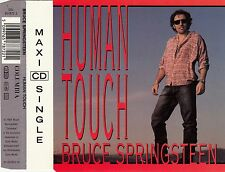 BRUCE SPRINGSTEEN : HUMAN TOUCH / CD - TOP-ZUSTAND