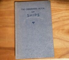 The Observer Book of Ships