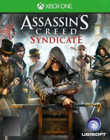 Assassin's Creed Syndicate ( Xbox One ) PRISTINE CONDITION - FREE DELIVERY