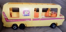 VTG Barbie Star Traveler GMC Eleganza II Motor Home RV Bus Camper