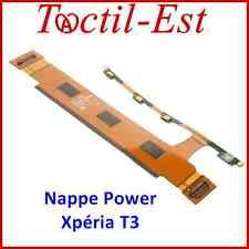 Nappe des Boutons Volume ON / OFF et Power pour Sony Xpéria T3 D5102 D5103 D5106