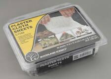 Woodland Scenics Plaster Cloth Sheet 8x12  (30) C1193