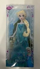 """DISNEY STORE FROZEN ELSA 12"""" DOLL ~NEW IN BOX~DISCONTINUED~"""